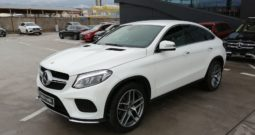 MERCEDES-BENZ GLE 350d 4MATIC kupé